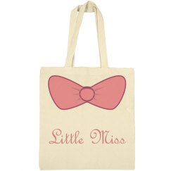 Little Miss Tote bag