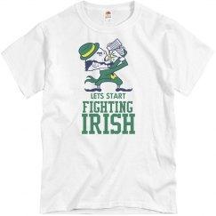 Let's Fight Irish