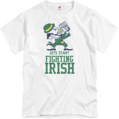 Let's Fight Irish