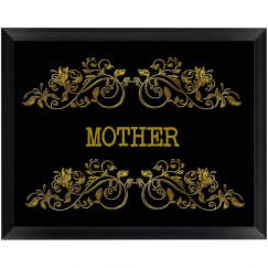 Mothers Plaque