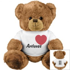 Artluvas ELVN Bear Collection