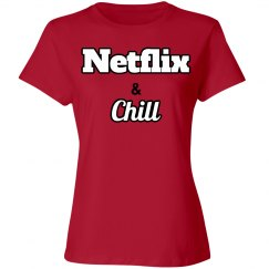 Netflix & Chill Tee