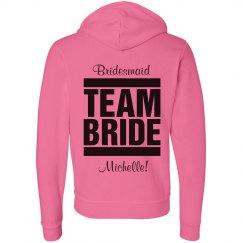 Team Bride Michelle