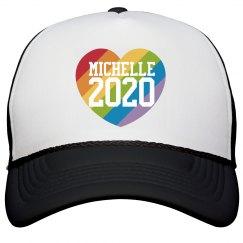 Vote Michelle 2020