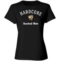Hardcore baseball mom