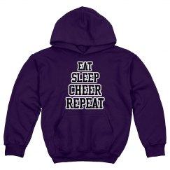 Eat.sleep.cheer.repeat.