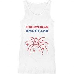 Definitely A Fireworks Smuggler