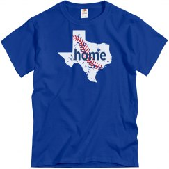 Texas Home Baseball