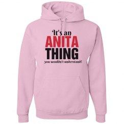 It's an Anita thing