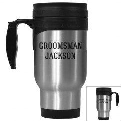 Groomsman Jackson