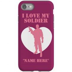 I Love My GI Soldier