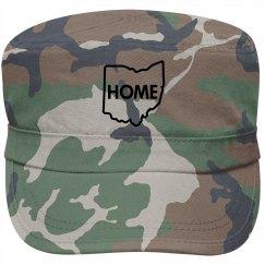 Ohio home hat