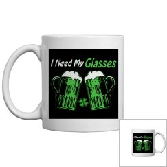 Green Beer Humor Mug