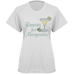 Running For Margaritas