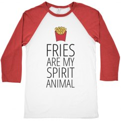 Spirit Animal Fries