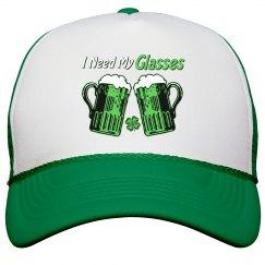 Green Beer Humor Hat