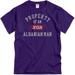 Albanian Man