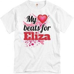 My heart beats for Eliza