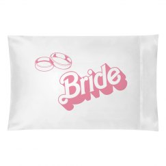 Brides Pillowcase