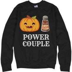 Power Couple Pumpkin Spice