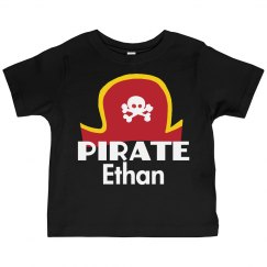 Pirate Personalized