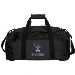 Heart En Pointe Dance Bag