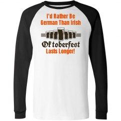 Germans Drink More