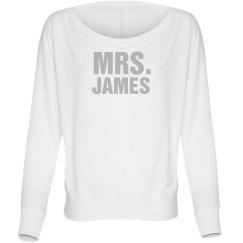Mrs. James