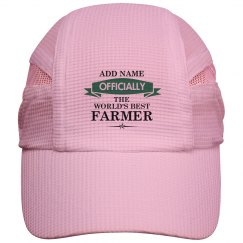 World's best farmer cap