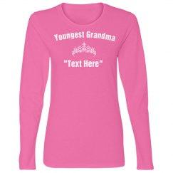 Youngest grandma