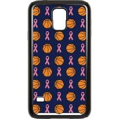 Basketball Ribbon Design
