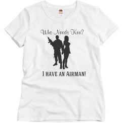 Who Needs Ken-Airman
