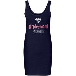 Magic Diamond Bridesmaid