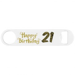 21ST Bottle Opener