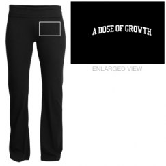 More Comfort - A Dose of Growth
