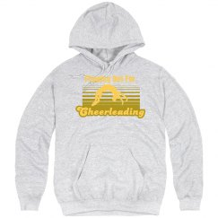 Flipping Out Hoodie