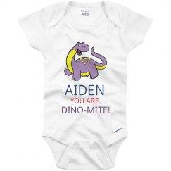 Aiden you are Dino-mite
