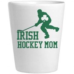 Drinking Irish Hockey Mom