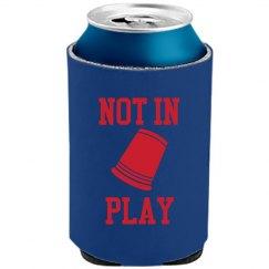 Not In Play Beer Pong