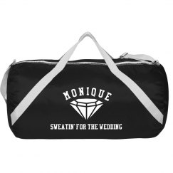 Bride To Be Gym Bag