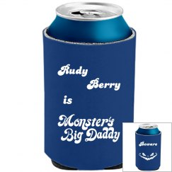 Rudy is monster's big Daddy!