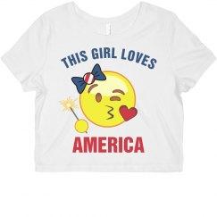 This Emoji Loves America