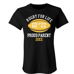 Proud Rugby Parent