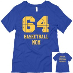 Big Time Basketball Mom