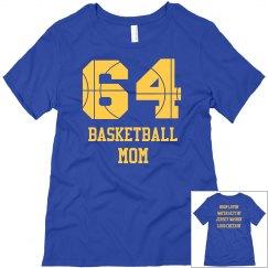 Big Time Basketball Mom