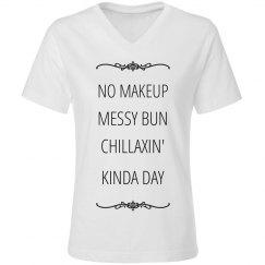 No Makeup Kinda Day