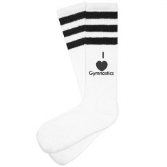 Gymnastics socks