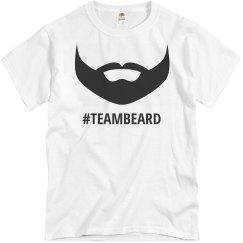 Beard tshirt