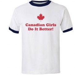Canadian Girls Better