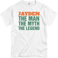 Jayden the man
